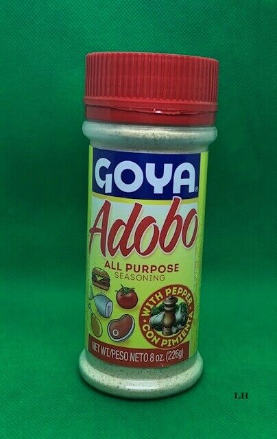 2 Adobo Goya Seasoning With Pepper 28 Oz For Sale Online Ebay