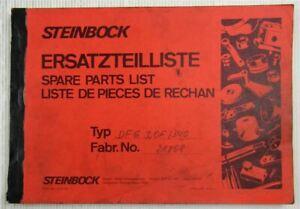 Steinbock-DFG-3-0F-Stapler-Ersatzteilliste-Parts-list-aus-den-1970-80er-Jahren