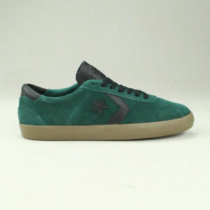 9a990d76753 Image is loading Converse-Breakpoint-Pro-Ox-Trainers-Shoes-June-Green-