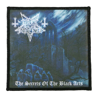 Authentic DARK FUNERAL Secret of the Black Arts Back Patch NEW