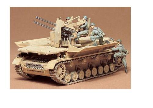Neu Flakpanzer Iv Möbelwagen Tamiya 35101-1//35 WWII Dt