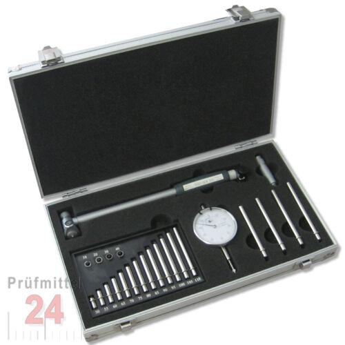Innenmeßgerät Innenfeinmessgerät 50-180 mm Innen Messuhr SET Neu OVP