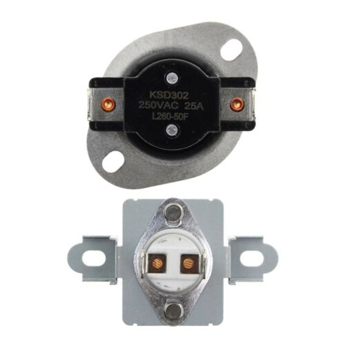 DC47-00018A /& DC96-00887A Haut Limit Thermostat Kit PS 203848 Samsung Dryers