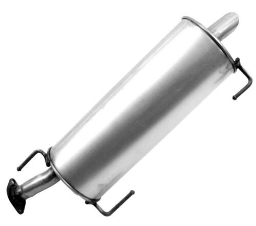 Exhaust Muffler Assembly-Quiet-Flow SS Muffler Assembly fits 07-11 Nissan Versa