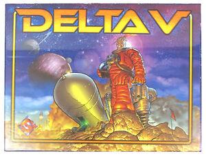 DELTA V Board Game - Fantasy Flight - SEALED BRAND NEW!