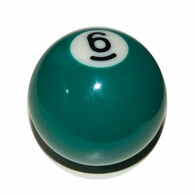 Green Spot 6 Pool Ball Gear Knob Mazda MX5 Eunos Skyline Micra Evo RX7 MX-5
