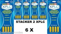 Stacker 2 Xplc Herbal Dietary 4 /card (lot 6 X Cards) = 24 Capsules & Shield