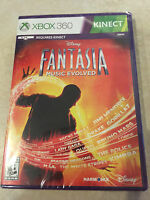 Fantasia: Music Evolved (microsoft Xbox 360, 2014)