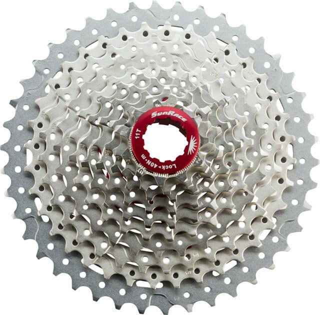 New SunRace MX3 10-Speed 11-42T Cassette