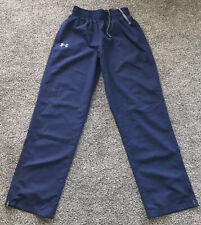 Under Armour Girl`s Pregame Woven Warm-Up Pants