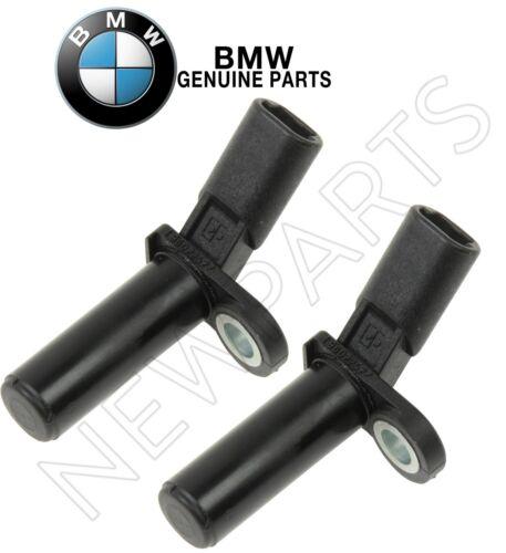 For BMW E46 E83 E36 325i 330i X5 Auto Trans Pair Set of 2 Speed Sensors Genuine
