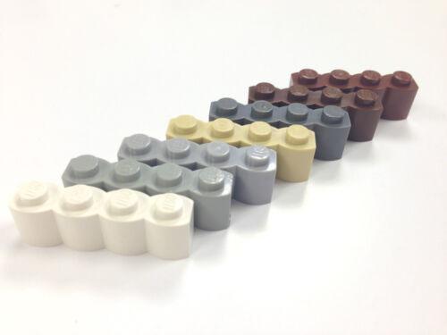 Pack Size Select Colour FREE P/&P! LEGO 30137 1X4 Brick Log