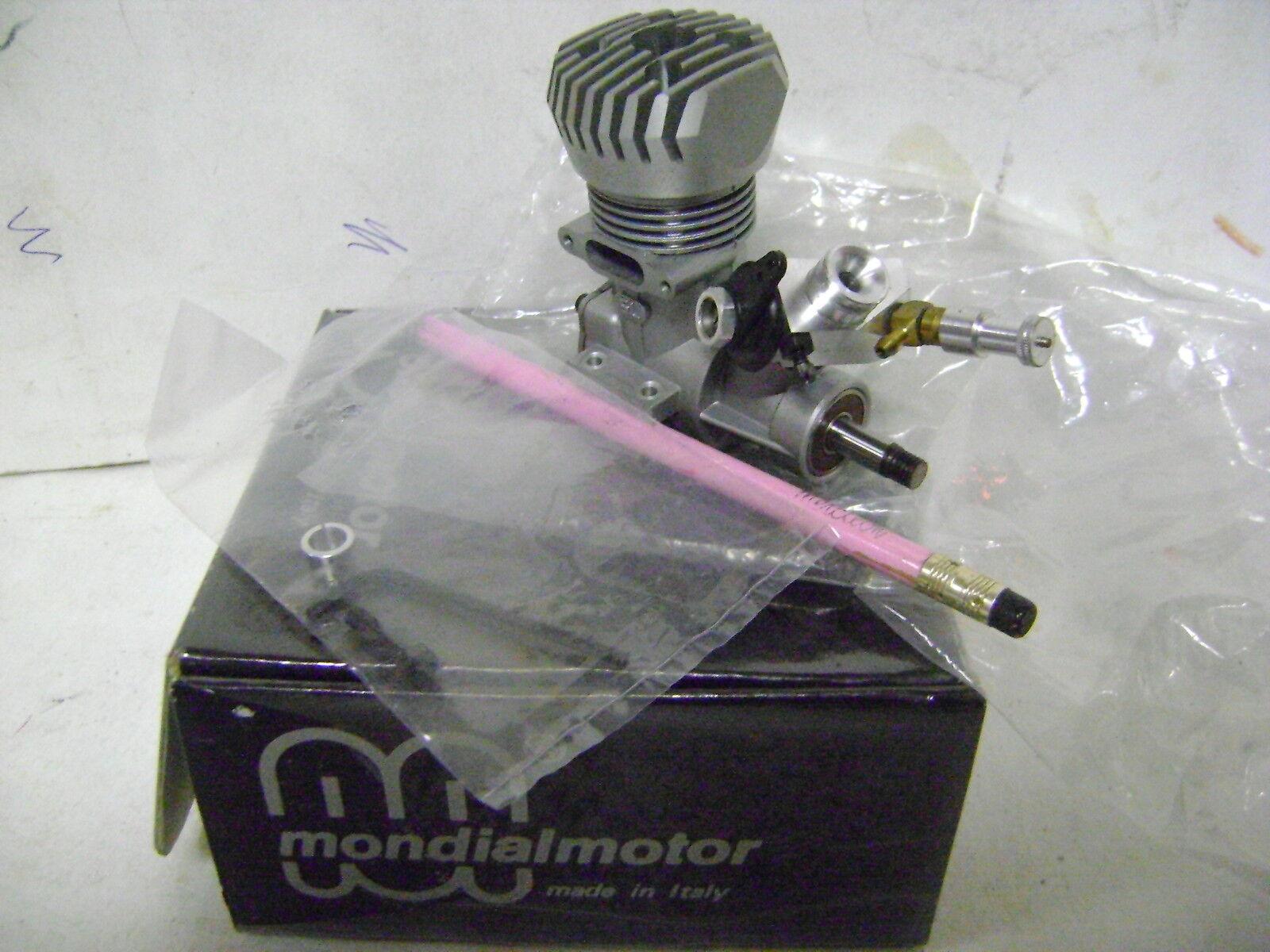 MOTORE A SCOPPIO 2,5 CC MONDIALMOTOR   x  AUTO  BARCHE RC ...