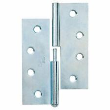Trio T8516LHZPLO20 Lift Off Door Hinge 85x60x1.6mm Left Hand Zinc Plated