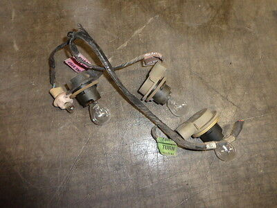 JEEP GRAND CHEROKEE ZJ 93 94 REAR TAIL LIGHT WIRING HARNESS LEFT OR RIGHT