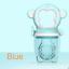 thumbnail 13 - 2 X Newborn Baby Food Fruit Nipple Feeder Pacifier Safety Silicone Feeding Tool