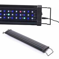 36- 48 135x Led Light Multi-color Aquarium Full Spectrum High Lumen White Blue