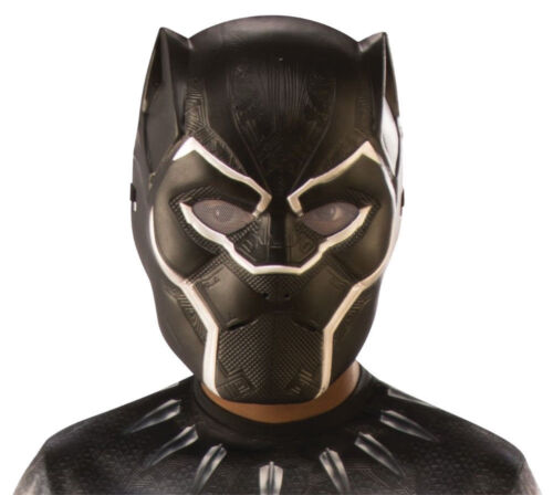 Marvel Avengers Black Panther Movie Child 1//2 Mask Cosplay Costume Accessory
