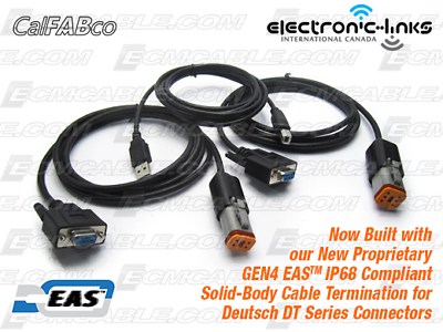 TTS 4 PIN J1850 CABLE KIT 2000014