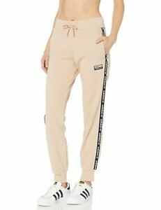 adidas-Originals-Women-039-s-Cuffed-Pants-Large-Ash-Pearl