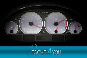 Tachoscheiben-fuer-BMW-300-kmh-Tacho-E46-Diesel-M3-ALU-3325-Tachoscheibe-km-h
