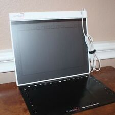 Vis Tablet VT 12-Inch Touch Widescreen Graphic Pen Tablet (White) PC MAC Editing