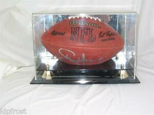 DELUXE-UV-PROTECTED-FULL-SIZE-FOOTBALL-DISPLAY-CASE-for-Autographed-Footballs
