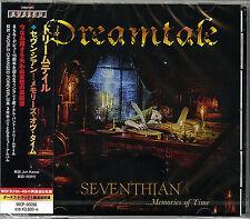 DREAMTALE-SEVENTHIAN...MEMORIES OF TIME-JAPAN 2 CD Bonus Track I45