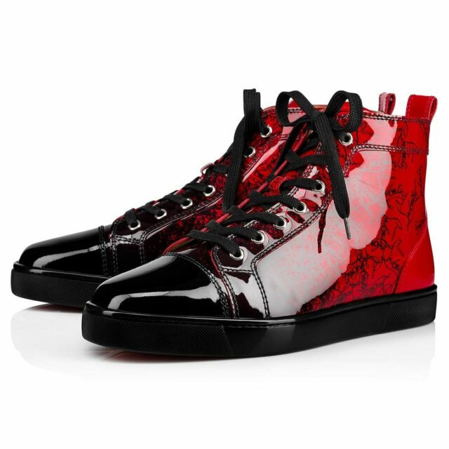 Christian Louboutin Loubikick Leather