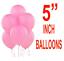 Wholesale-5-034-pouces-Petit-Rond-Latex-Best-Ballons-Qualite-Standard-Ballon-Couleur miniature 5