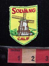 Solvang California Patch ~ Dutch Windmill 76X3