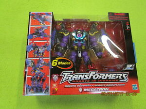 Transform Robot In Disguise 2001 Lot Rid Mega Ultra Ultra Classe Predacon 6 Modes
