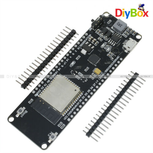Bluetooth WiFi ESP32 18650 Battery V3 with Cable Development Tool Module AP STA