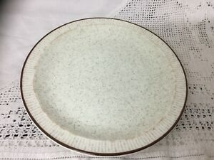 Poole-Pottery-039-Parkstone-039-7-2-Side-Plate-Oatmeal-Speckled