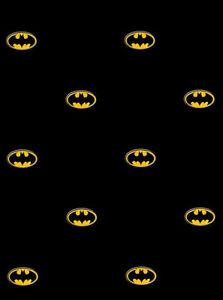 Image Is Loading Batman Logo On Black Sure Strip Wallpaper BZ9234