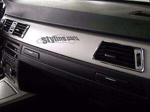 Beste LUFTDÜSEN / LÜFTUNGS INTERIEUR SET CHROM passend für BMW E90 E91 EX-31