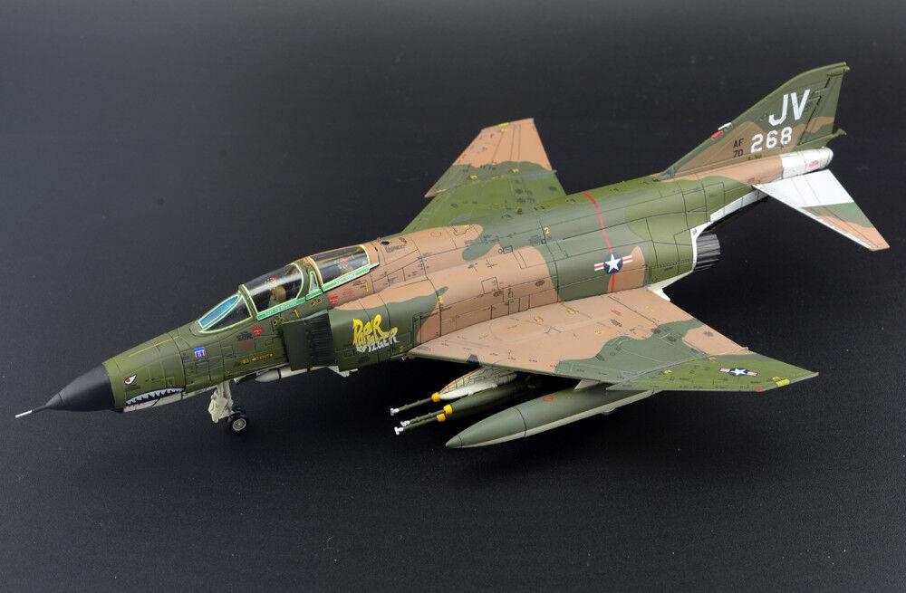 oferta especial Comandante de aire AC1008 F-4E USAF tigre de papel papel papel  primero para combatir  Korat Tailandia 1972  tienda de pescado para la venta
