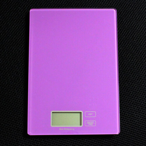 Digital Bathroom Kitchen Household Weighing Body Food Scales Pack Electronic LCD
