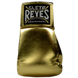 Cleto-Reyes-Giant-21-034-Collectible-Autograph-Boxing-Glove-Right-Hand-Gold