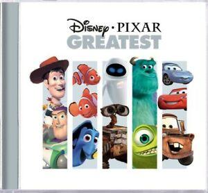 Various-Artists-Disney-Pixar-Greatest-Hits-New-CD