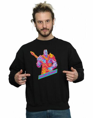 Marvel Men/'s Thor Ragnarok Korg/'s Ghost Sweatshirt