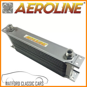 MG-Midget-MGB-Mini-Triumph-Ford-Austin-13-row-oil-cooler-ARA221