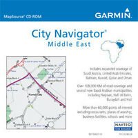 Garmin 010-10560-00 City Navigator Middle East V3 - New, Free Shipping