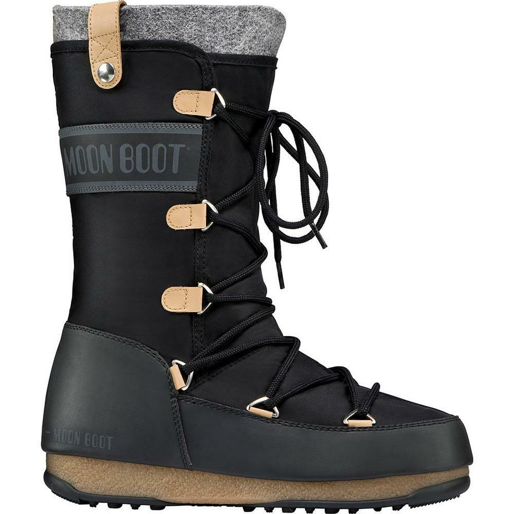 TECNICA we MONACO Felt WATERPROOF Hike INSULATED INSULATED INSULATED WINTER Snow MOON Stiefel Damenschuhe sz 7ae7f4