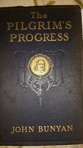 Details about The Pilgrim's Progress - the Puritan Edition by John Bunyan  1903 Harold Copping