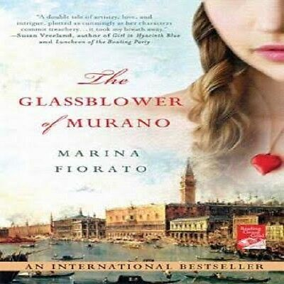 The Glassblower of Murano by Marina Fiorato (2009, Paperback) Int'l Bestseller