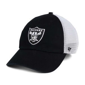 new product 59eda b1a4e Image is loading Oakland-Raiders-NFL-039-47-Deep-Ball-Mesh-