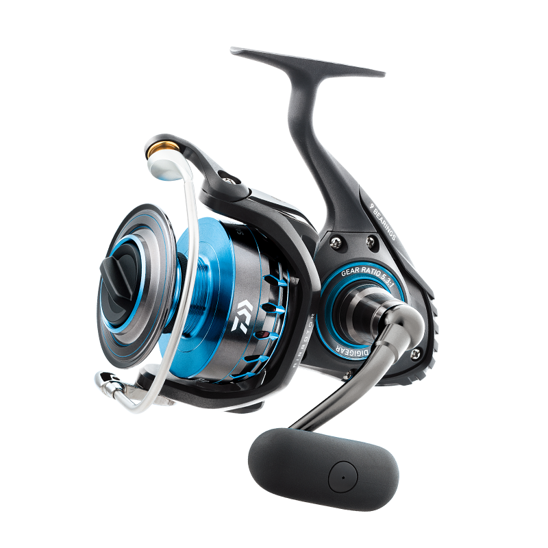 Daiwa Saltist Spin 4000 Fishing Fishing Fishing Reel - Pro Spooling Available - Free Fast Ship 97e92d