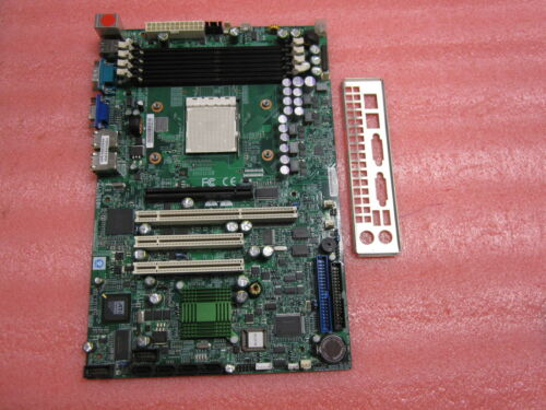 Supermicro H8SSL-i2 AMD Opteron 1000 Series Support 800 MH w// IO Socket AM2
