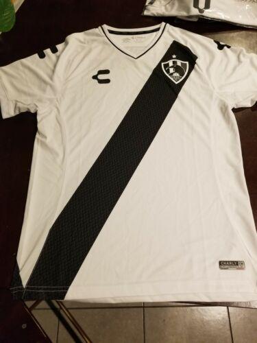 Club de Cuervos Netflix Charly Jersey 2019 size XL New tags Championship Star